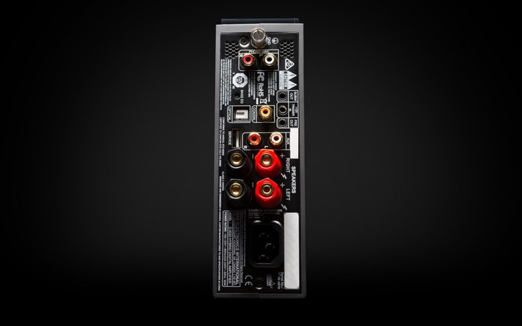 amplificador para tocadiscos diferentes conexiones
