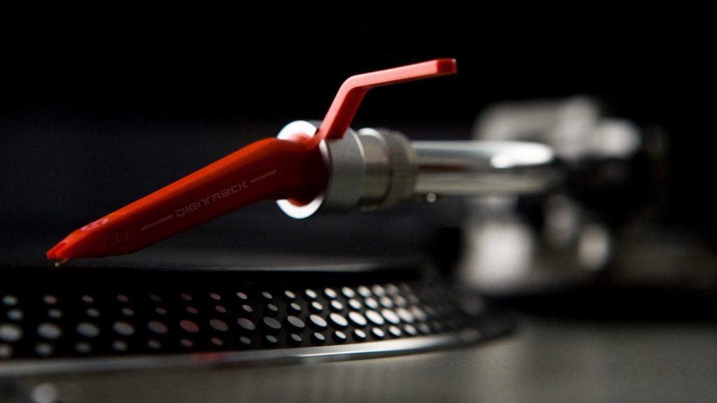 cápsula tocadiscos original