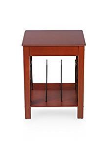 mueble de madera sencillo para tocadiscos comprar amazon