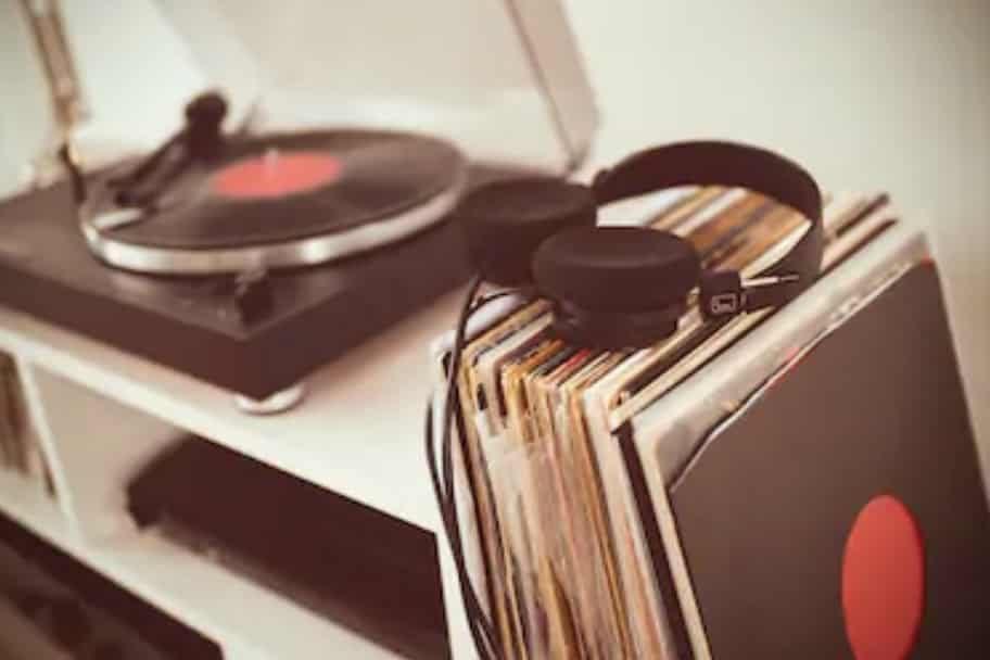 tocadiscos antiguos vinilos
