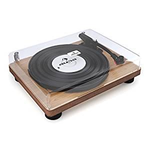 comprar amazon tocadiscos auna tt classic wd