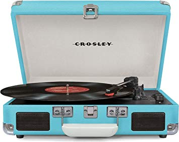 comprar amazon tocadiscos crosley cruiser