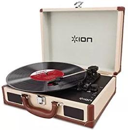 comprar amazon tocadiscos ion audio vynil transport