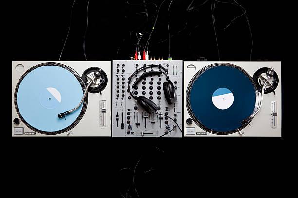tocadiscos modernos y actuales para dj