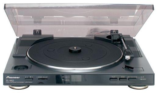 tocadiscos pioneer pl990 apariencia