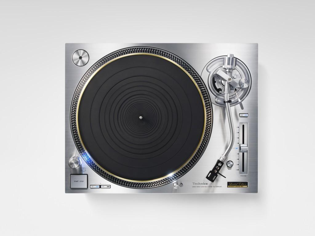 tocadiscos technics sl-1200gr