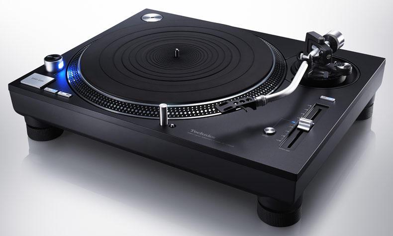 tocadiscos technics sl-1200 mk2xg aspecto
