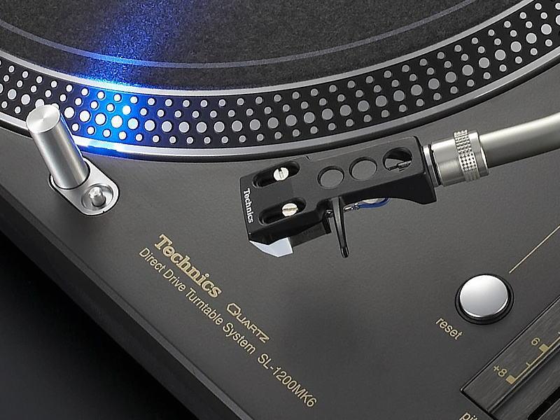tocadiscos technics sl-1200 mk2xg controles