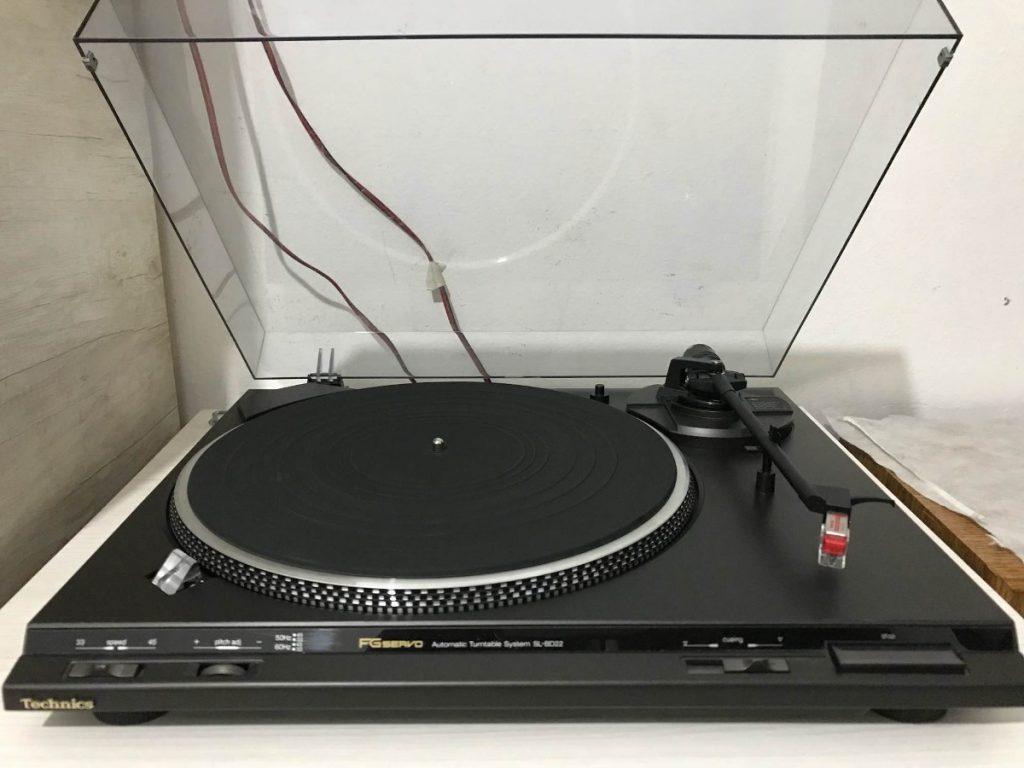 tocadiscos technics sl bd 22k