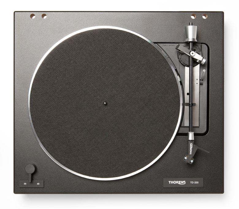 tocadiscos thorens td 235 modelo actual