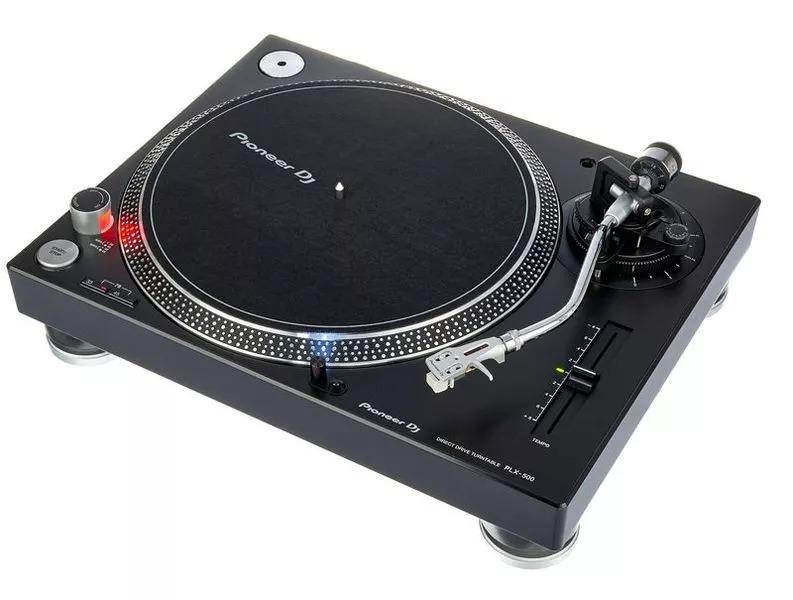 tocadiscos vinilo pioneer plx 500