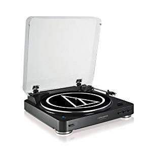 amazon comprar tocadiscos vinilo audio-technica at-lp60btbk
