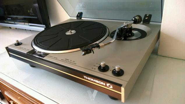 tocadiscos vintage años 50